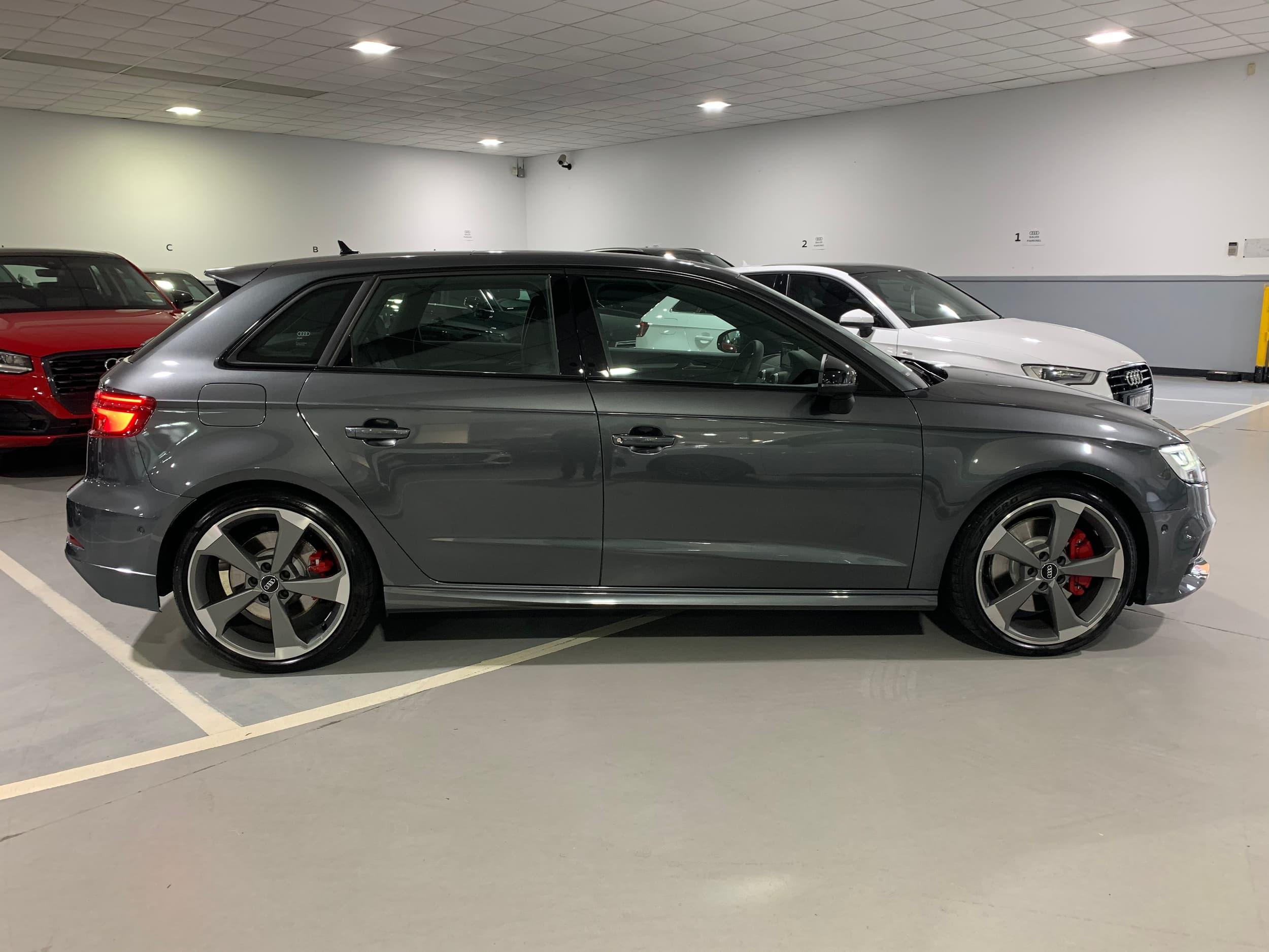 2019 Audi S3 Auto quattro MY20 - image 3