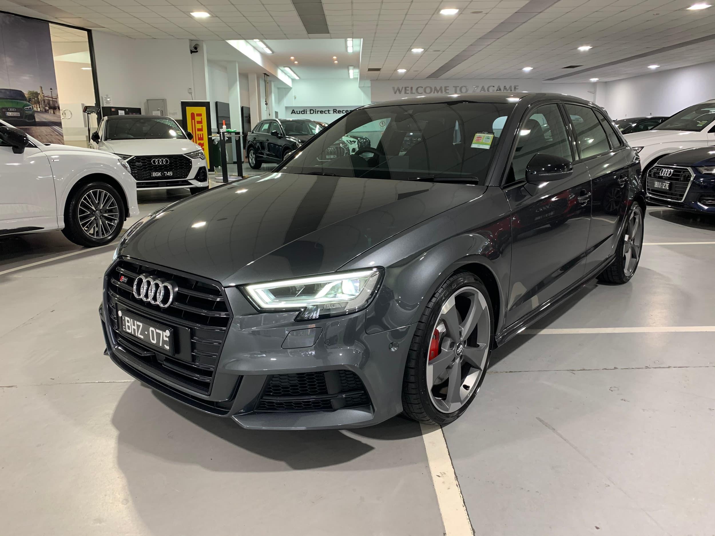 2019 Audi S3 Auto quattro MY20 - image 2