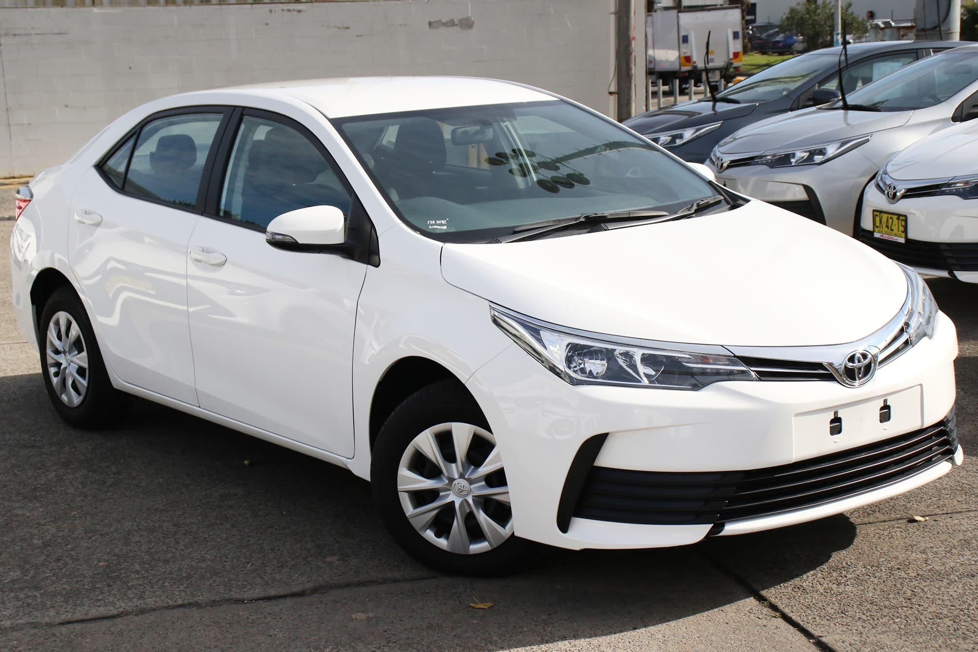 2018 Toyota Corolla Ascent Auto - image 1