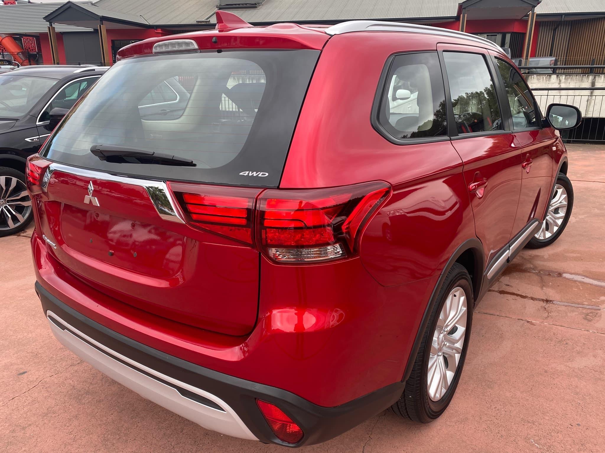 2019 Mitsubishi Outlander ES ZL Auto AWD MY20 - image 6