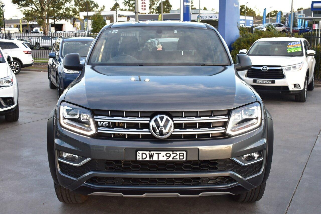 2018 Volkswagen Amarok TDI550 2H 4-Door Utility  - image 23
