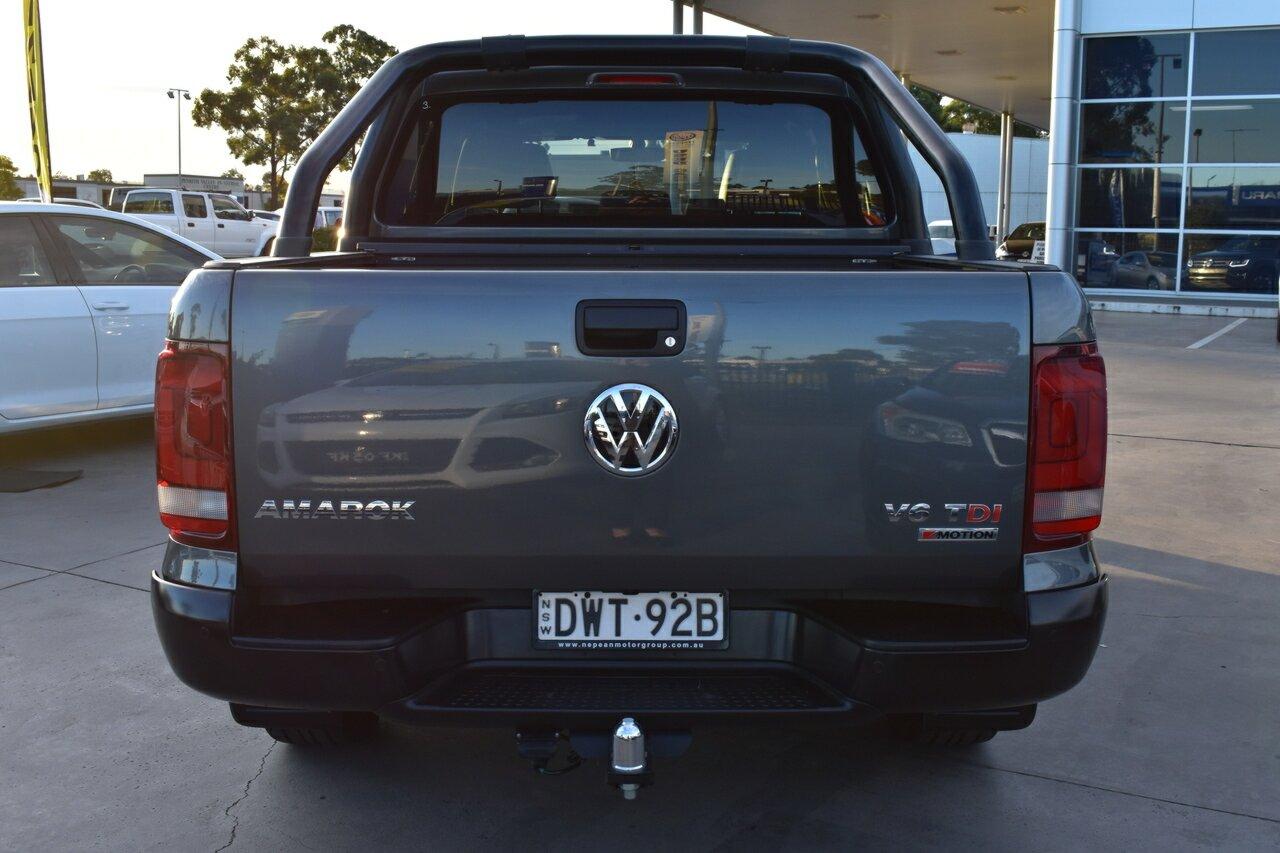 2018 Volkswagen Amarok TDI550 2H 4-Door Utility  - image 4