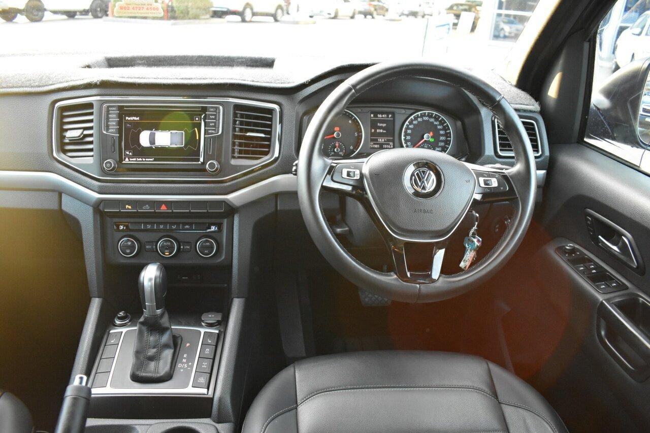 2018 Volkswagen Amarok TDI550 2H 4-Door Utility  - image 12