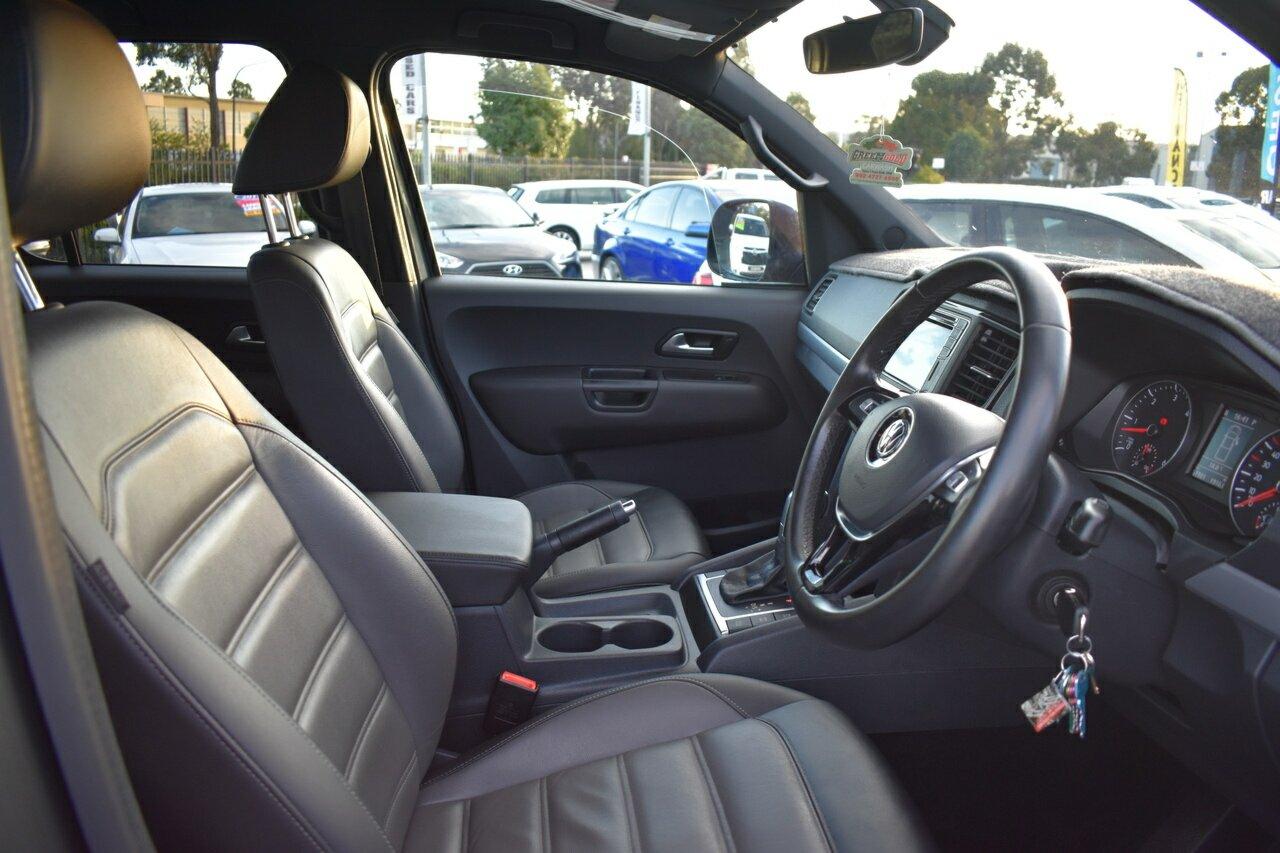 2018 Volkswagen Amarok TDI550 2H 4-Door Utility  - image 13