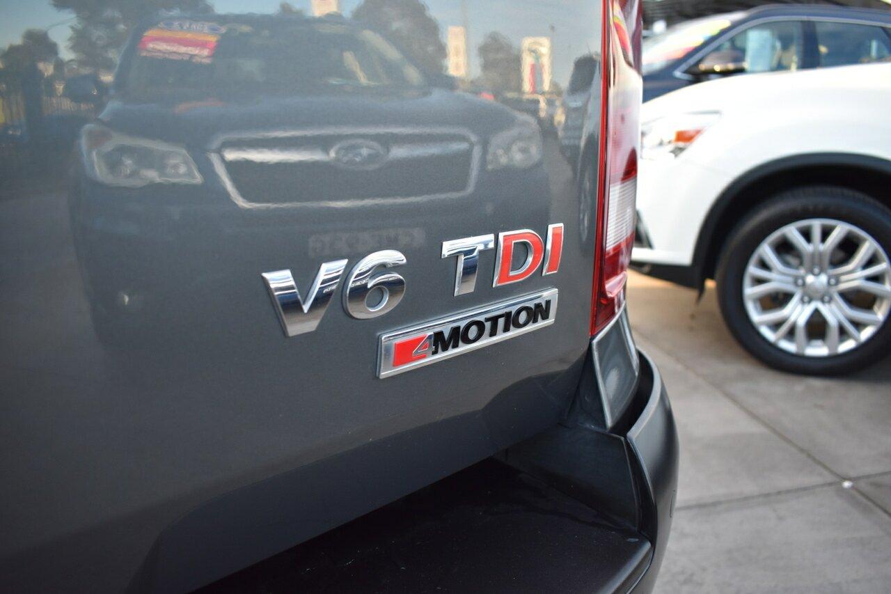 2018 Volkswagen Amarok TDI550 2H 4-Door Utility  - image 6