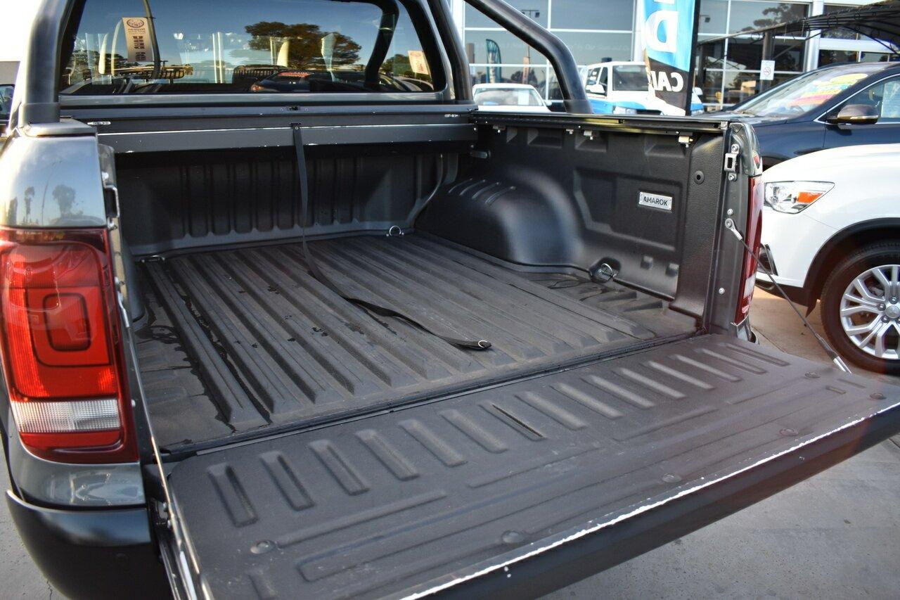 2018 Volkswagen Amarok TDI550 2H 4-Door Utility  - image 7
