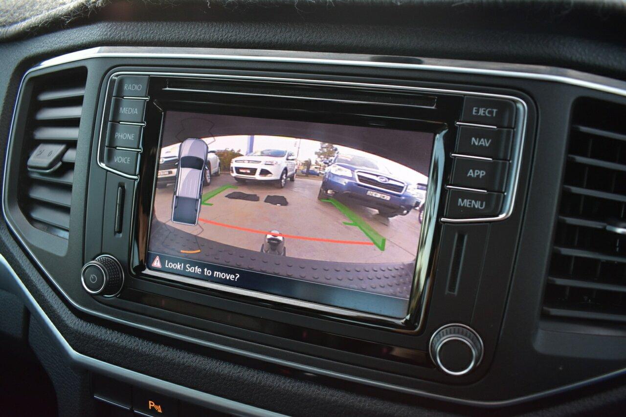 2018 Volkswagen Amarok TDI550 2H 4-Door Utility  - image 18