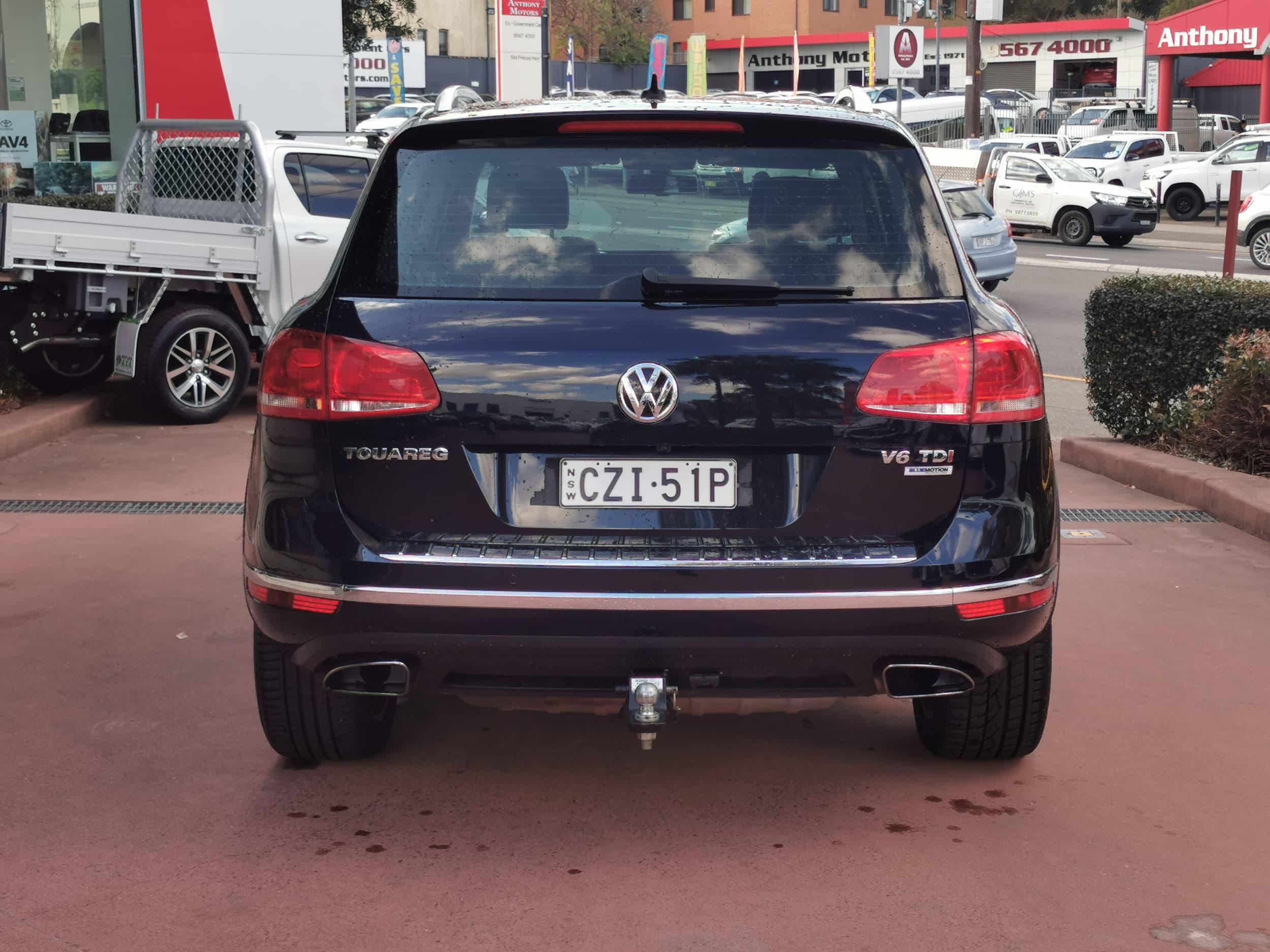 2015 Volkswagen Touareg V6 TDI 7P Auto 4MOTION MY16 - image 5