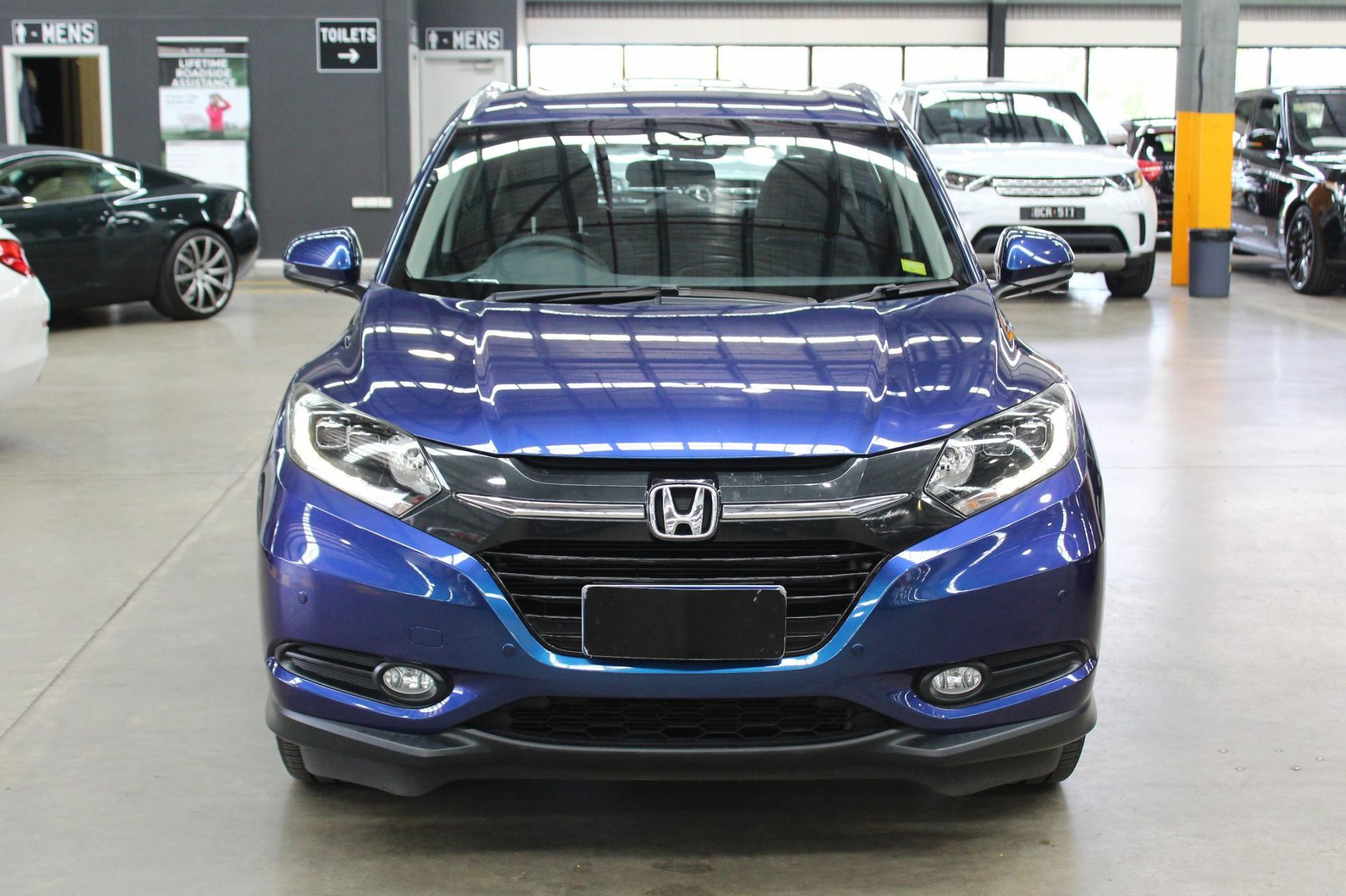 2015 Honda HR-V VTi-S MY15 5-Door Hatchback  - image 3