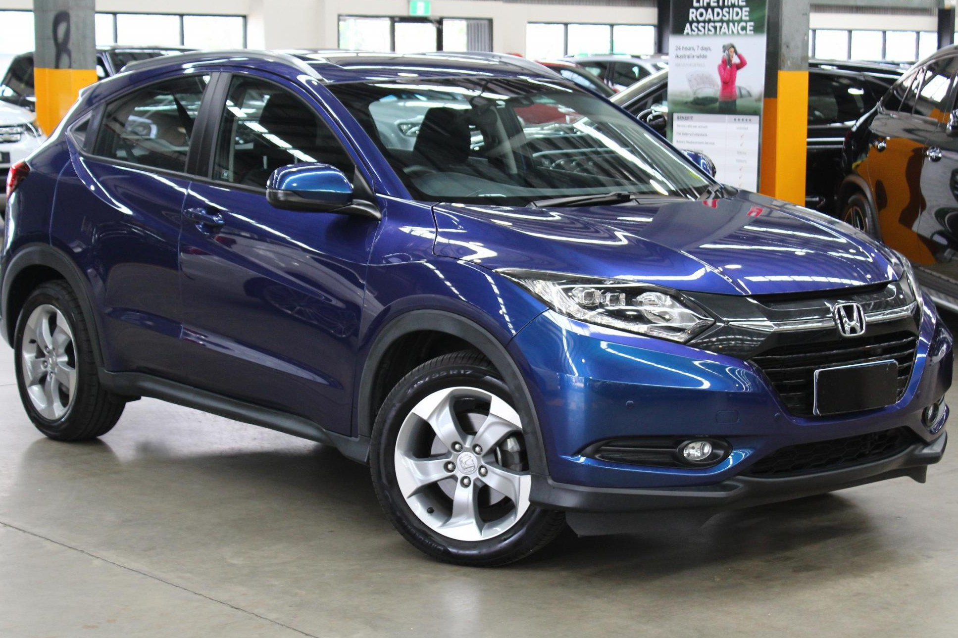 2015 Honda HR-V VTi-S MY15 5-Door Hatchback  - image 1