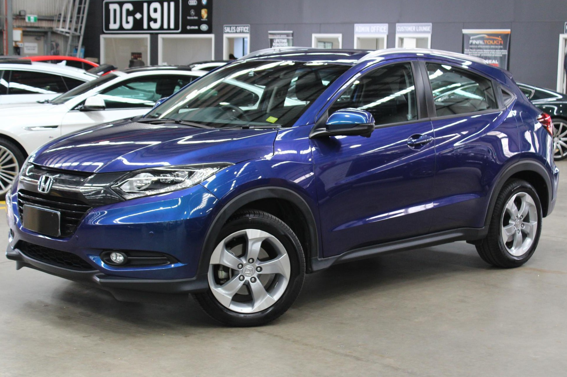 2015 Honda HR-V VTi-S MY15 5-Door Hatchback  - image 5