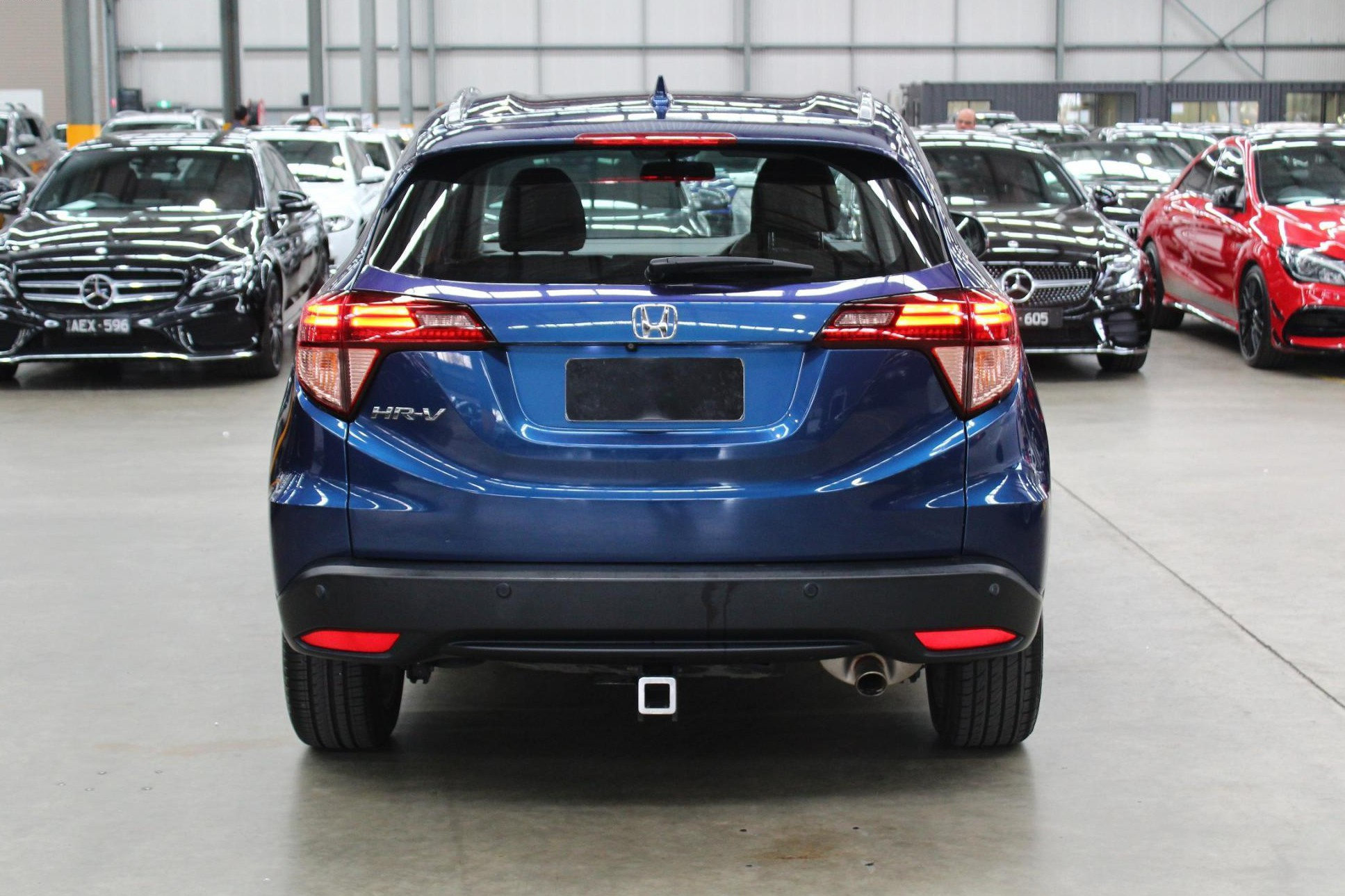 2015 Honda HR-V VTi-S MY15 5-Door Hatchback  - image 9