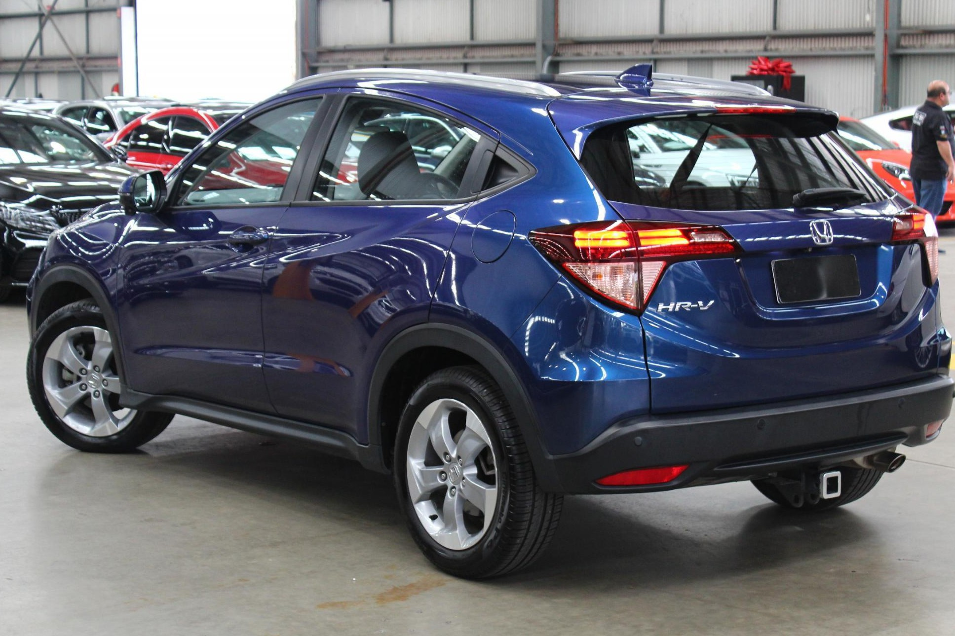 2015 Honda HR-V VTi-S MY15 5-Door Hatchback  - image 7