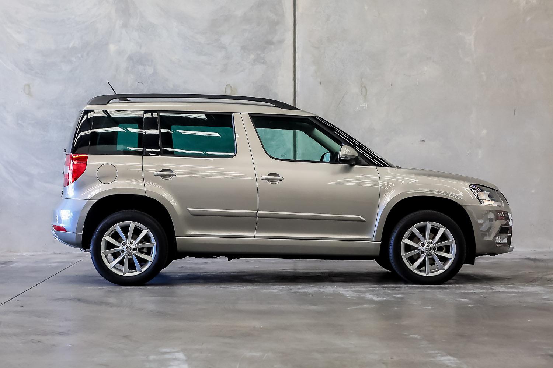 2016 SKODA Yeti 5-Door Wagon   Carbar