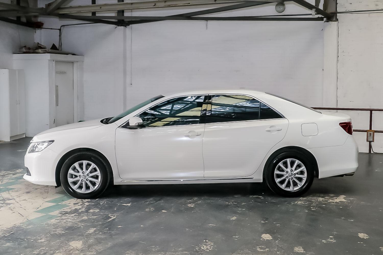 2014 toyota aurion 4door sedan carbar