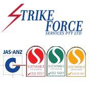 Strike Force Services Pty Ltd