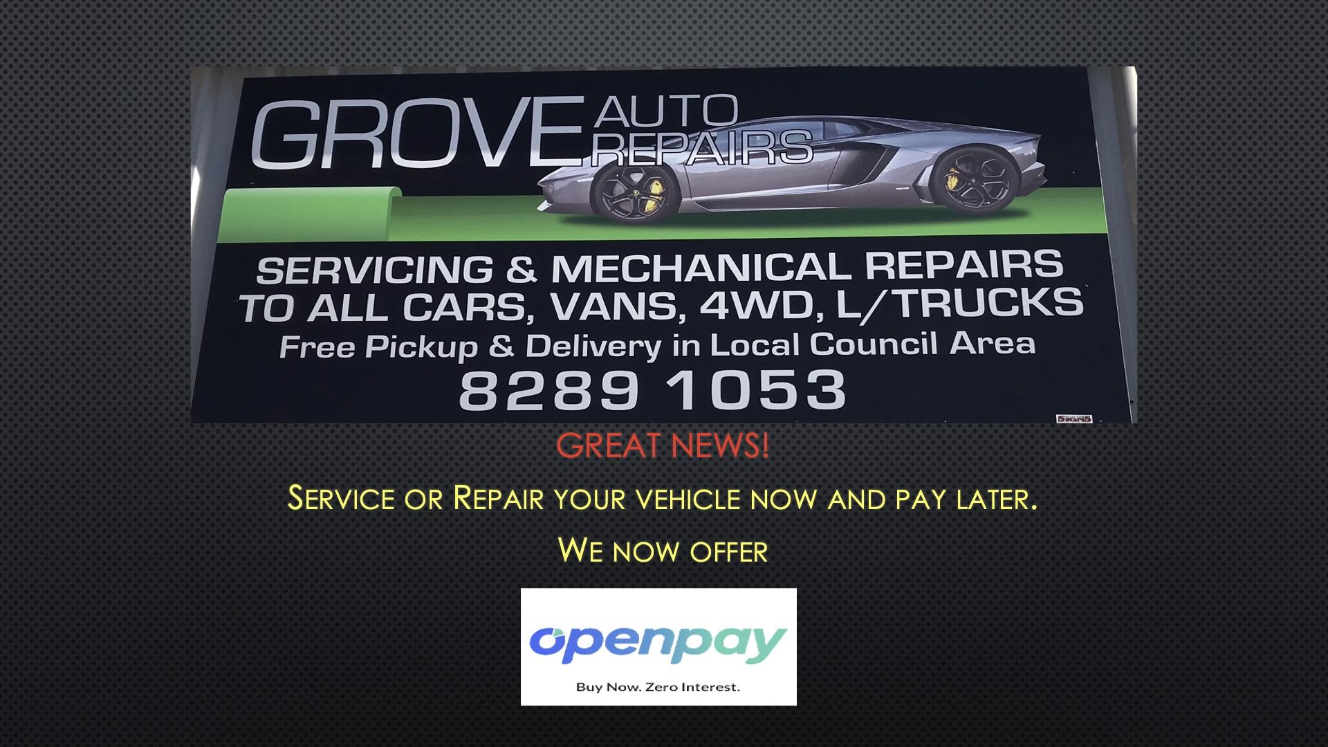 Automotive Mechanical Repair Centre