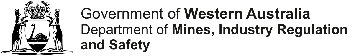 Department of Mines, Industry Regulation and Safety