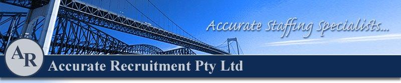 Accurate Recruitment Pty Ltd