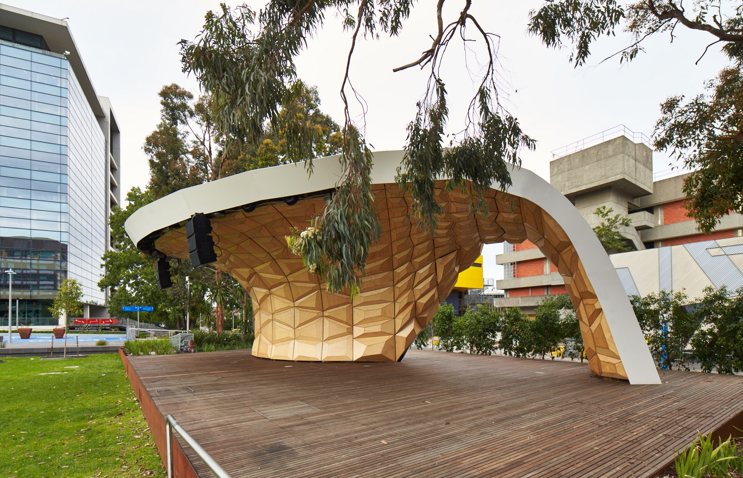 Caulfield Sound Shell Monash University (2)