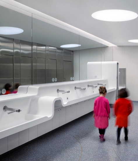 ontario museum - wash room - 5