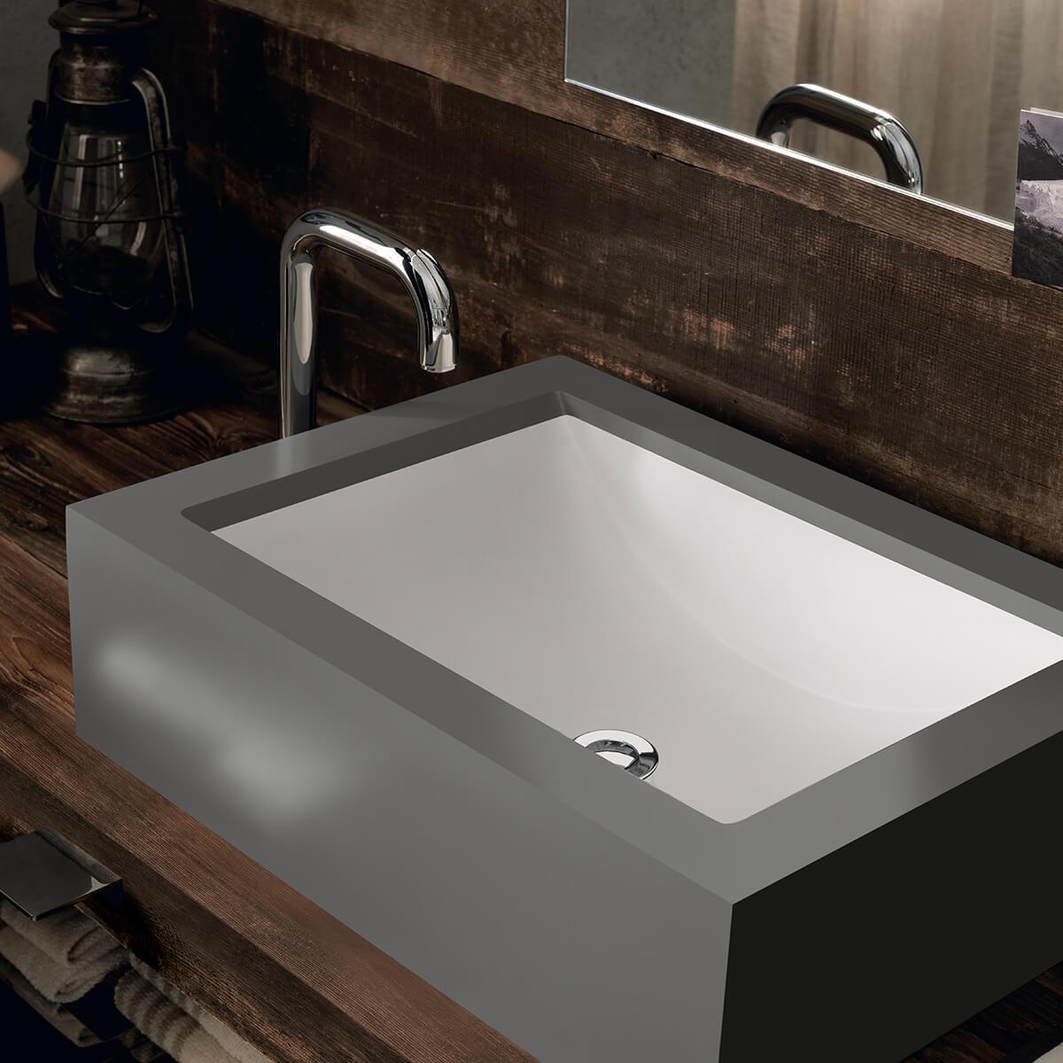 CASF corian basin refresh 8410 bathroom