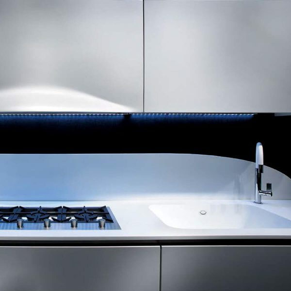 CASF corian sink sweet 805 european kitchen
