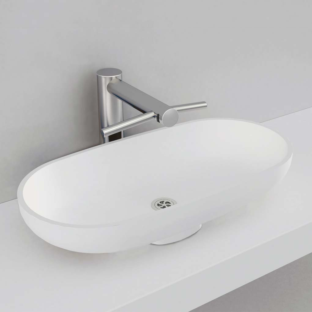 Top Mount 602 Basin