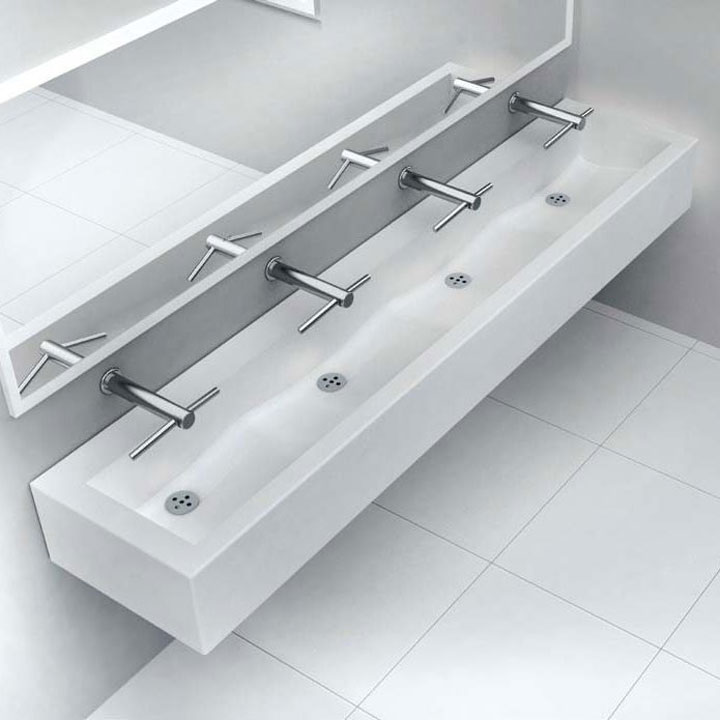 Corian Washplane 314 4 person