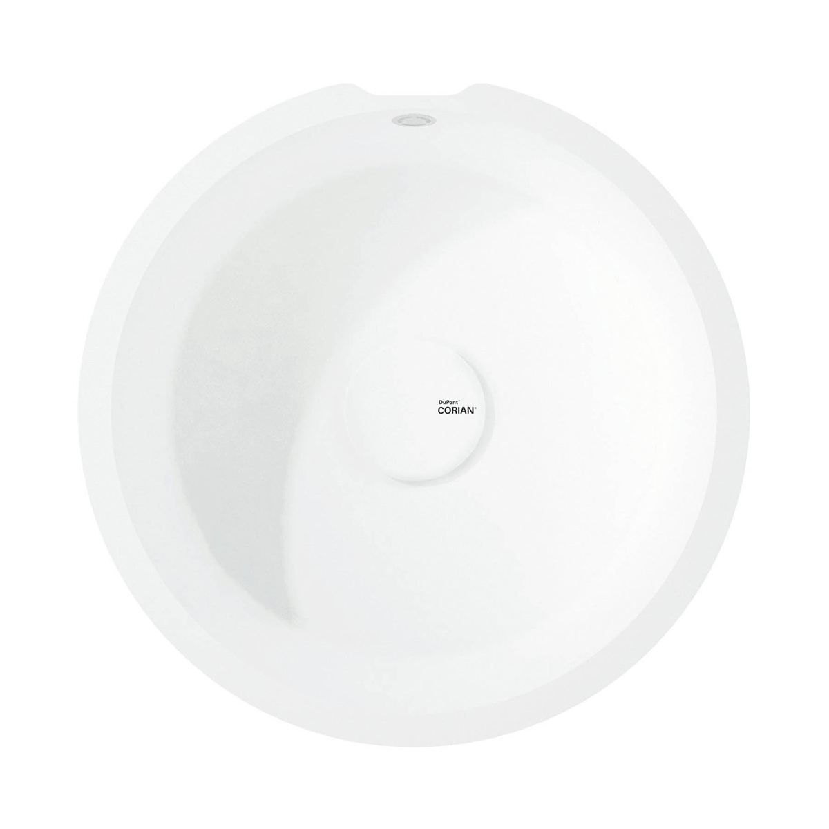 Rounded 9310 Integrated Sink