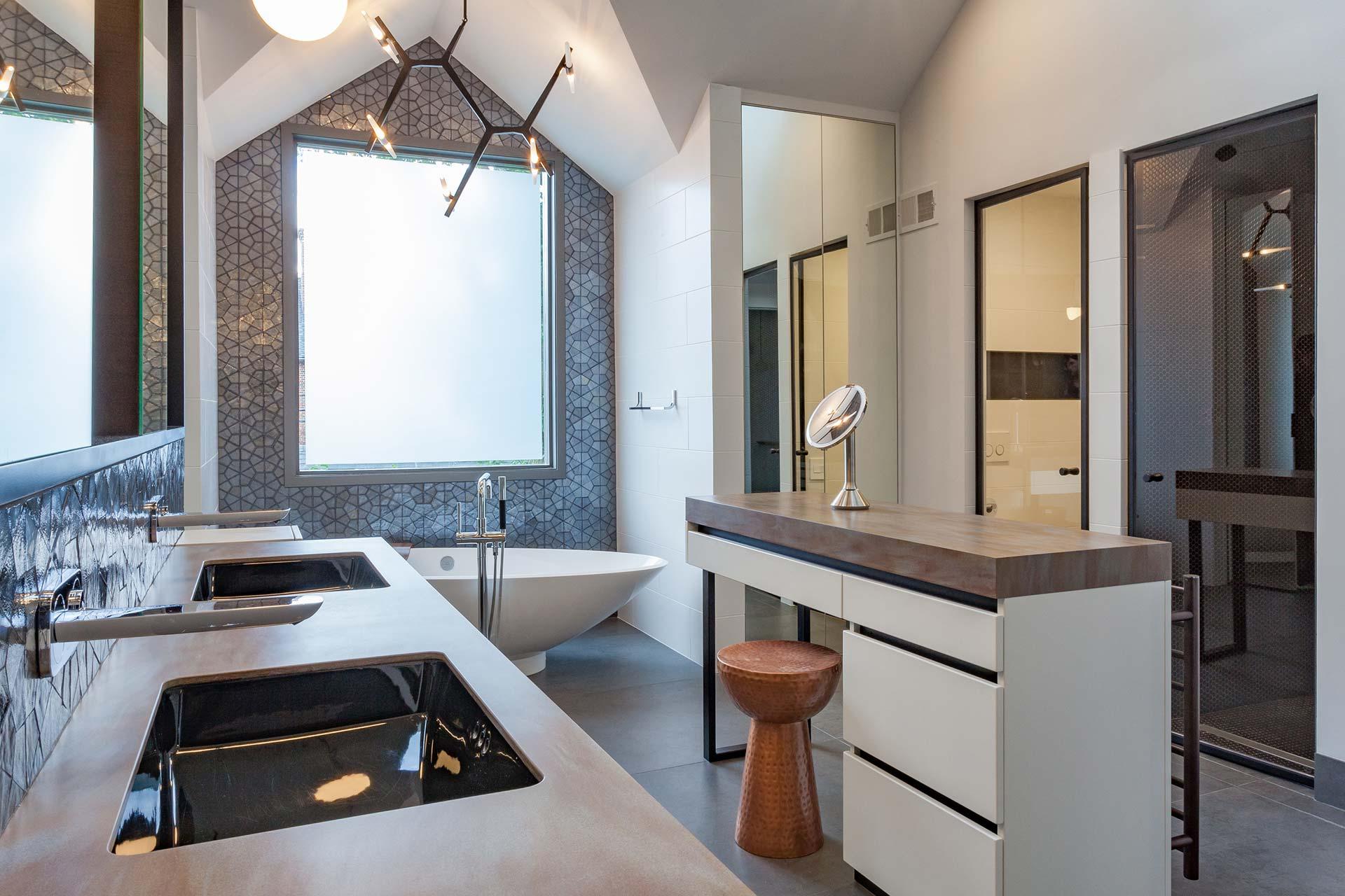 BirdblackDesign Corian Basil Bathroom (2)