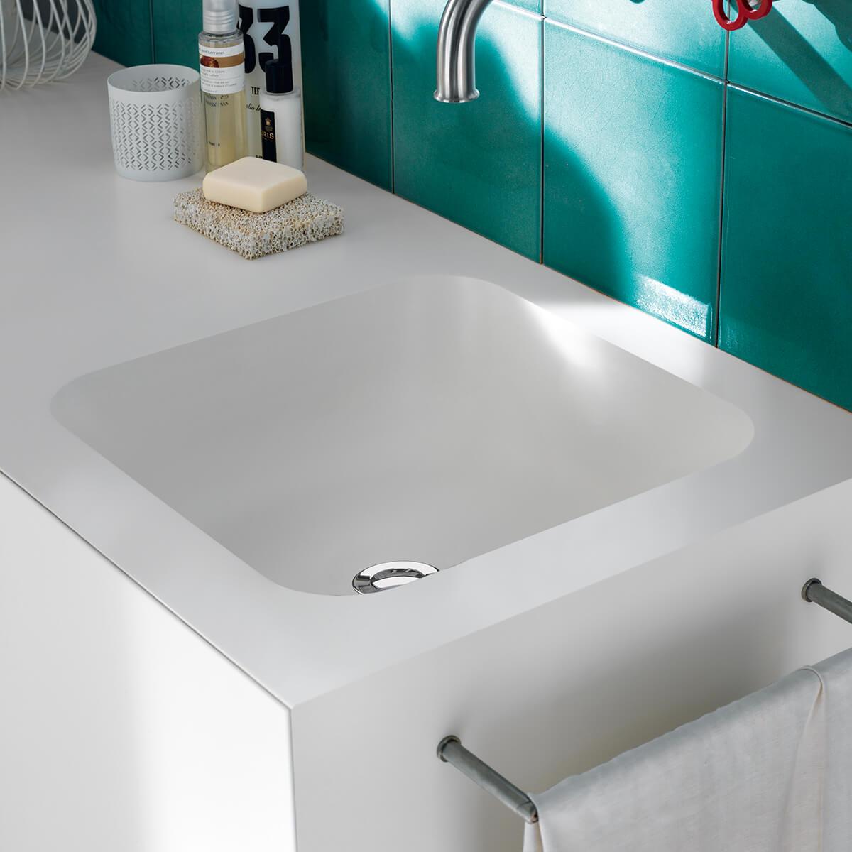 CASF corian basin serenity 8510 bathroom