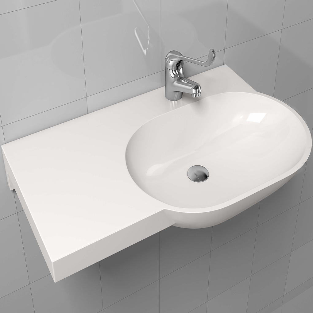 Corian<sup>®</sup> Benchtop & Basin PWD720
