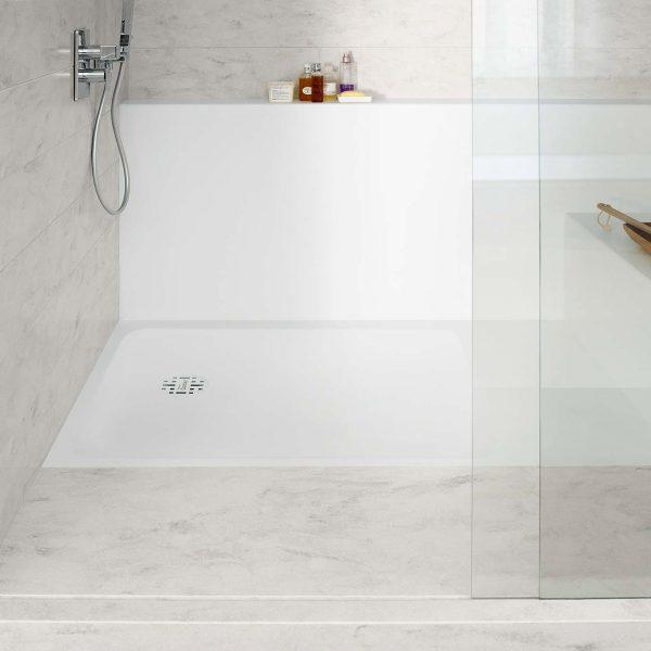 Corian® Smart shower tray 8222