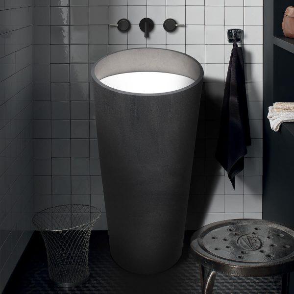 Corian® UltraPlane carbon concrete
