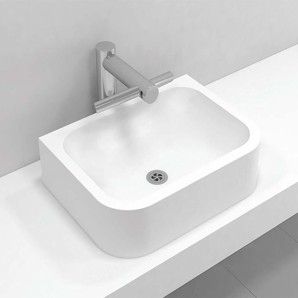 Top Mount 306 Basin