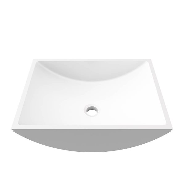 CASF Corian basin refresh 8410 front view