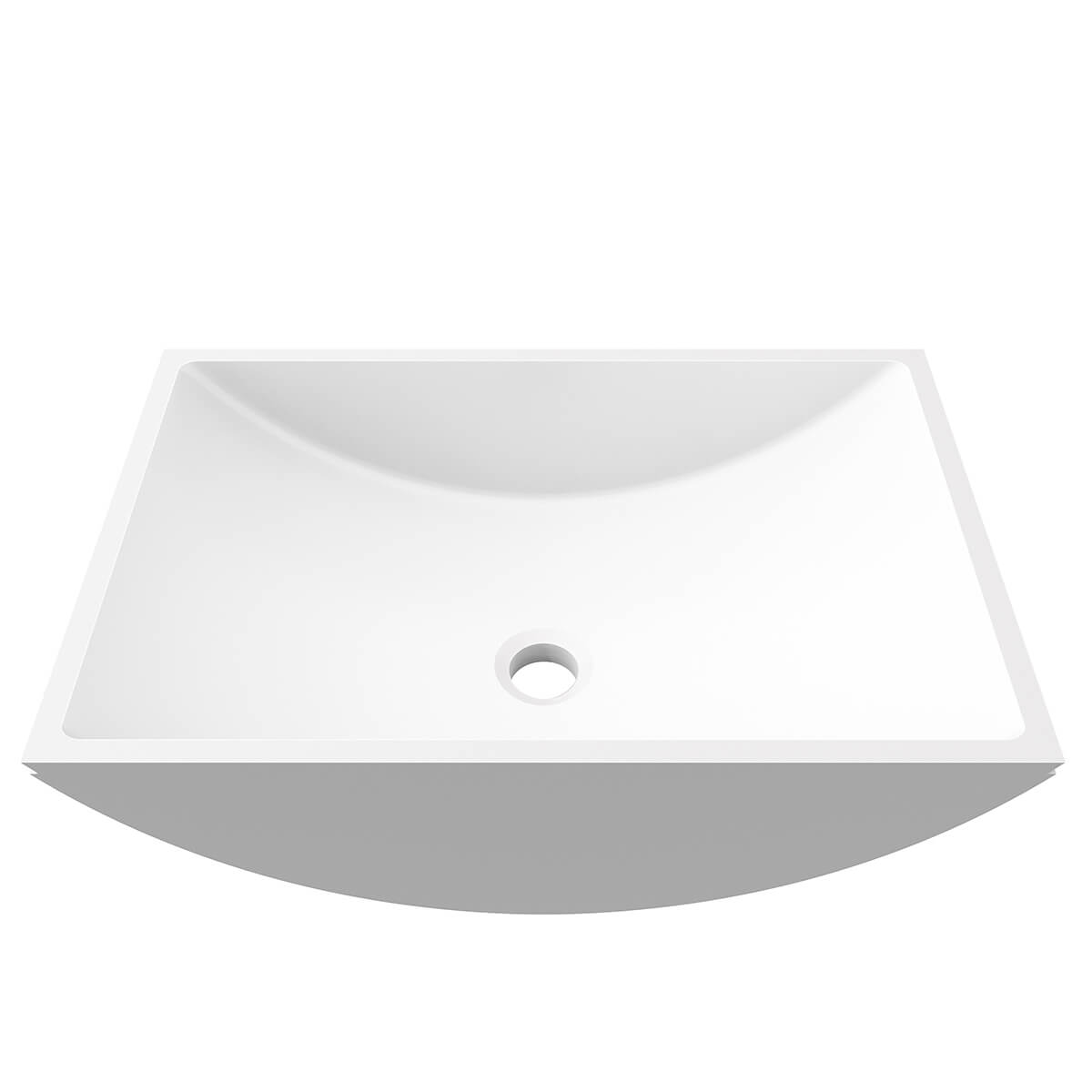 CASF Corian basin refresh 8420 front view
