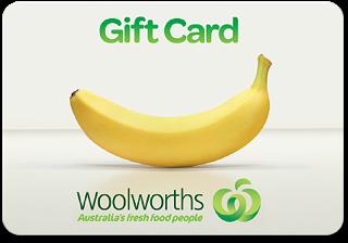 Woolworths Supermarkets eVoucher