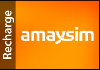 Amaysim Recharge Voucher