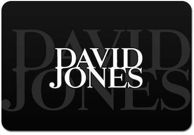 David Jones eVoucher
