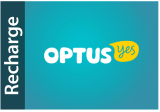 Optus Mobile Recharge