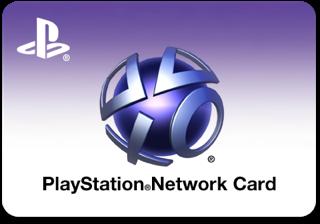 Sony Playstation eVoucher