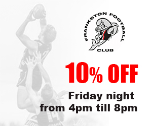 Frankston FC Friday night