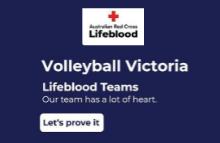 Red Cross Lifeblood