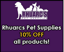 Rhuarc's Pet Supplies