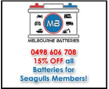 Melbourne Batteries