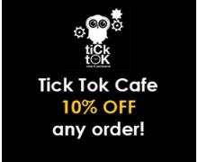 Tik Tok Cafe