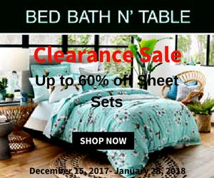 Bed Bath & Table