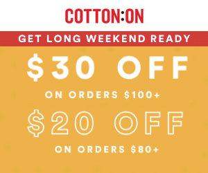 Long Weekend Sale
